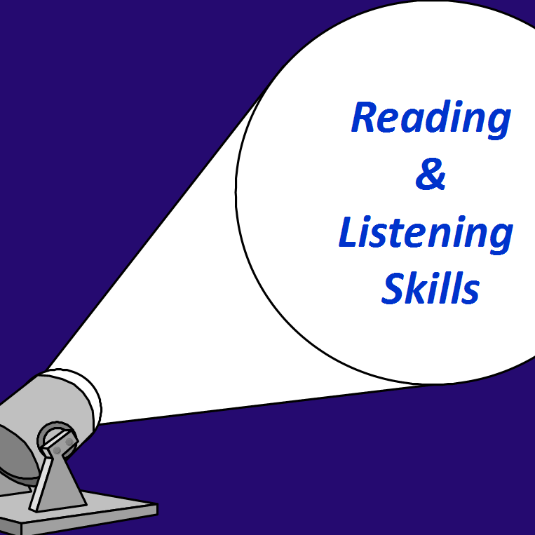 SPOTLIGHT ON READING AND LISTENING SKILLS Teacher training course for English teachers of lower and upper secondary schools